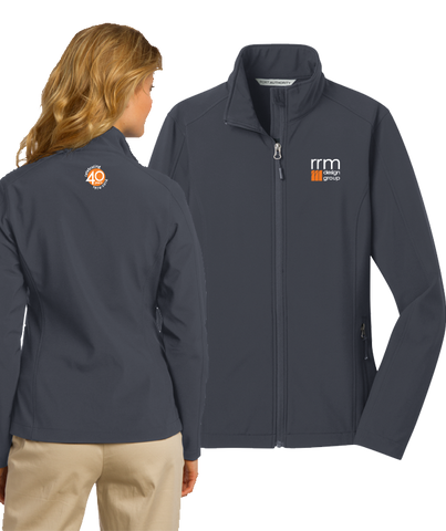 RRM Design Group - Ladies' Softshell Jacket