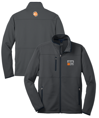 RRM Design Group - Mens' Full-zip Jacket
