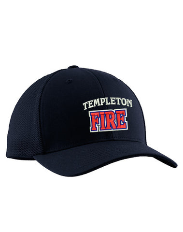 Templeton Fire Department - FlexFit with Mesh Back