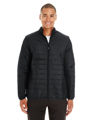 FMD45 - Ash City - Core 365 Men's Prevail Packable Puffer Jacket