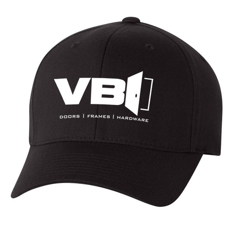 VBI Doors - FlexFit Hat - Center Logo