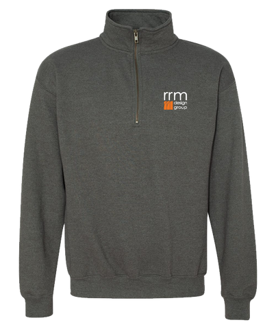 RRM10 - RRM Design Group Men's 1/2-Zip
