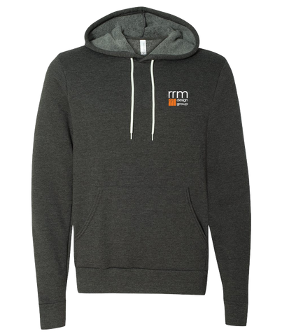 RRM08 - RRM Design Group Unisex Poly/Cotton Hoodie