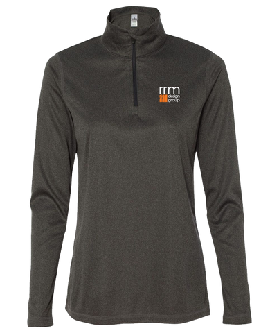 RRM Design Group - Ladies' 1/2-Zip