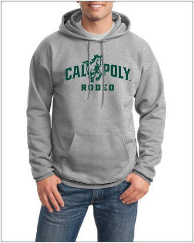 CP Rodeo Hoodie • Heather Grey