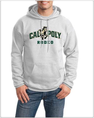 CP Rodeo Hoodie • White