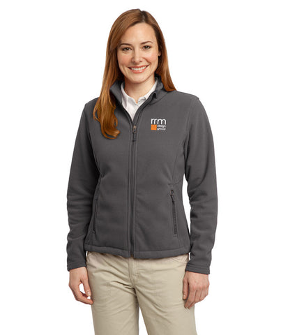RRM Design Group - Ladies' Fleece Jacket