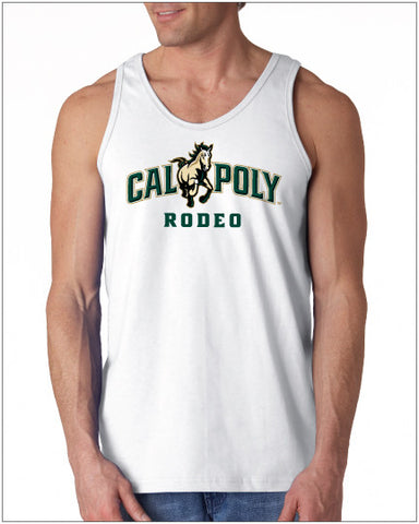 CP Rodeo Tank-Top • White