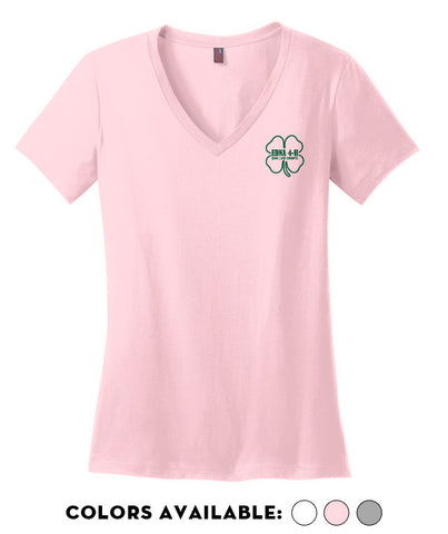 Edna 4-H - Ladies' V-neck