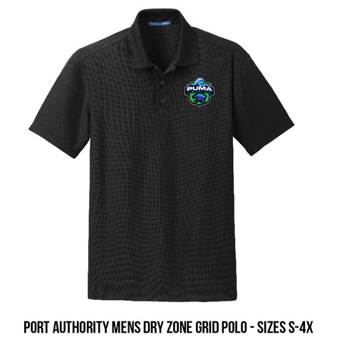 Puma Aquatics - Dry Zone Grid Polo