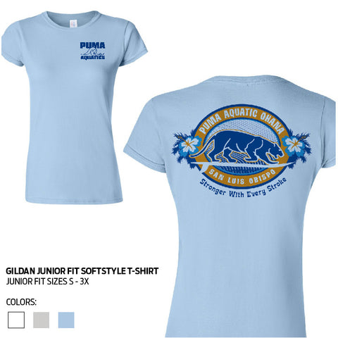 Puma Aquatics - Ohana Junior Fit Tee