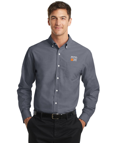 RRM Design Group - Men's Button Down Dress Shirt
