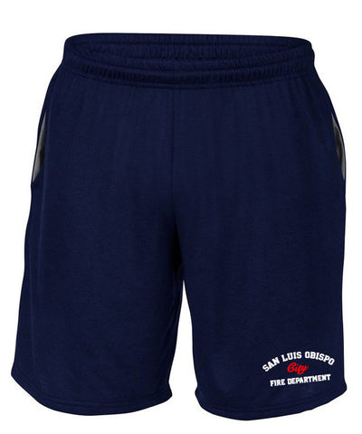 SLO Fire Department - Performance Shorts