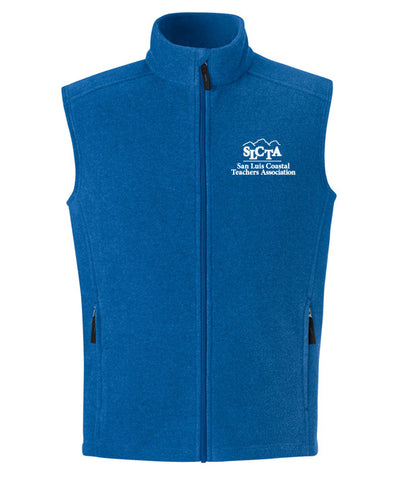 SLCTA - Men's Fleece Vest