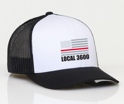 "Atascadero Fire Department - ""3600"" Snapback Trucker Hat"