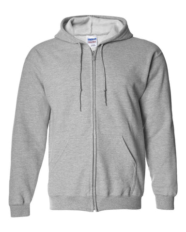 CP NRES32 - Hooded Full-Zip Sweatshirt