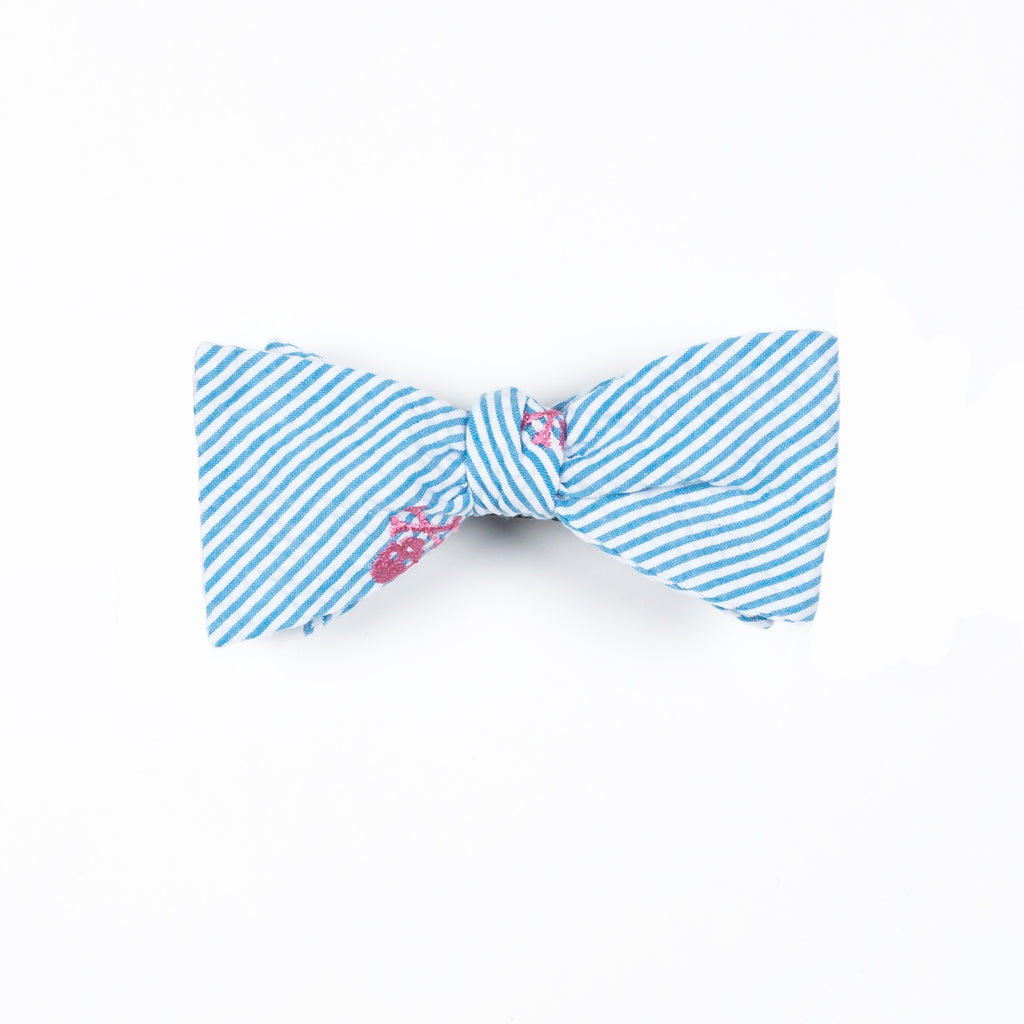 Sterling Bow Tie