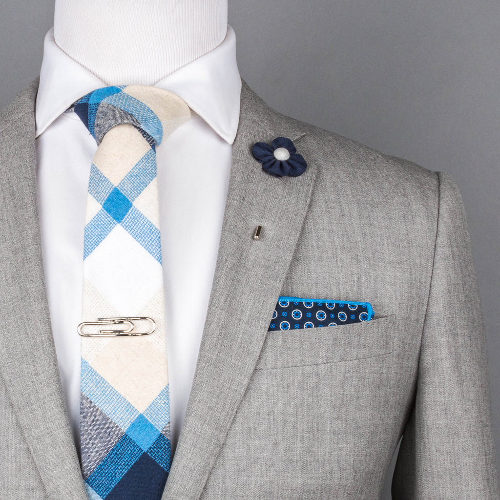 Morton Pocket Square