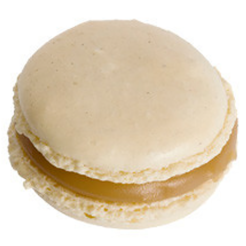 Macaron, Caramel, 24st, sommaruppehåll