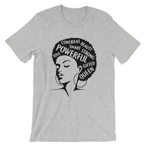 Girl Power Custom Print Tee