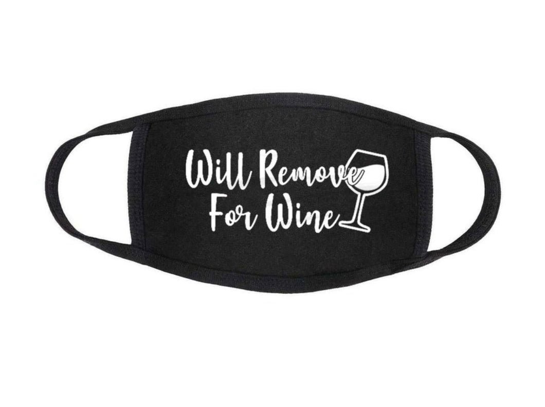 Will Remove for Wine