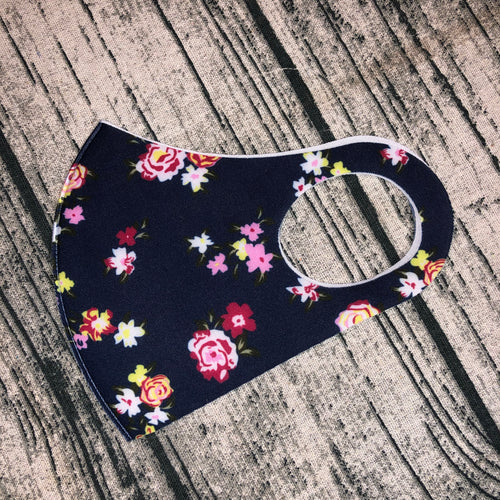 Pretty Petals Face Mask