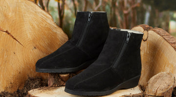 Genuine Sheepskin Boots - The Ultimate in Luxury Comfort and Style