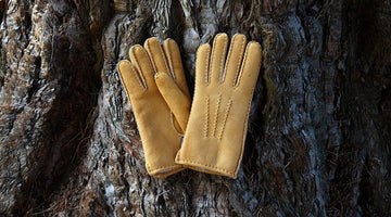 Are Sheepskin Gloves Waterproof?