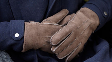 Keep Hand Warm & Cosy in Winter with Stylish Sheepskin Gloves & Mittens