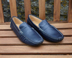 Are Driving Loafers Business Casual?