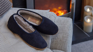 Real Sheepskin Slippers Reassure You are All Set to Welcome Winters