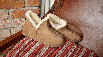 Sheepskin House Slippers: Epitome of Luxury