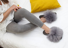 Factors to Consider While Buying Sheepskin Slippers