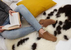 Top 5 Ladies' Sheepskin Bootee Slippers to Buy This Winter