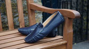 Luxury Driving Slip-on Loafers are a Slick Blend of Cool & Edgy