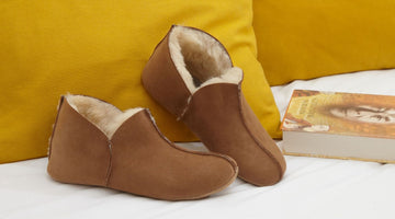 Sheepskin Slippers – Designer Footwear That's Comfortable & Durable