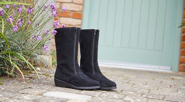 Women's Shearling Boots - Luxurious, Exquisite & Cost Effective Winter Footwear