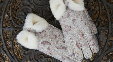 Sheepskin Women's Gloves: A Little Joy to Offer Your Hands