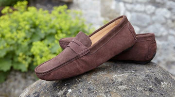 Drapers Driving Shoes: A New Definition for Smart Casual
