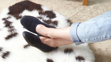 All You Should Know About Navy Sheepskin Slippers