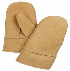 Choose Genuine Women's Sheepskin Mittens for Supreme Comfort