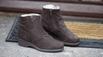 Shearling Boots - A Luxury In Quality