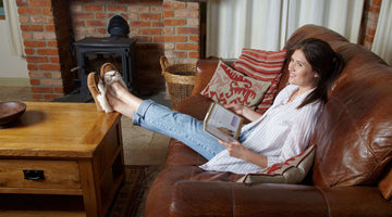 Be Thoughtful With Your Gift of Sheepskin Moccasin Slippers