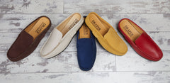 Men's driving moccasins: Outstanding Quality Complying with The Rules