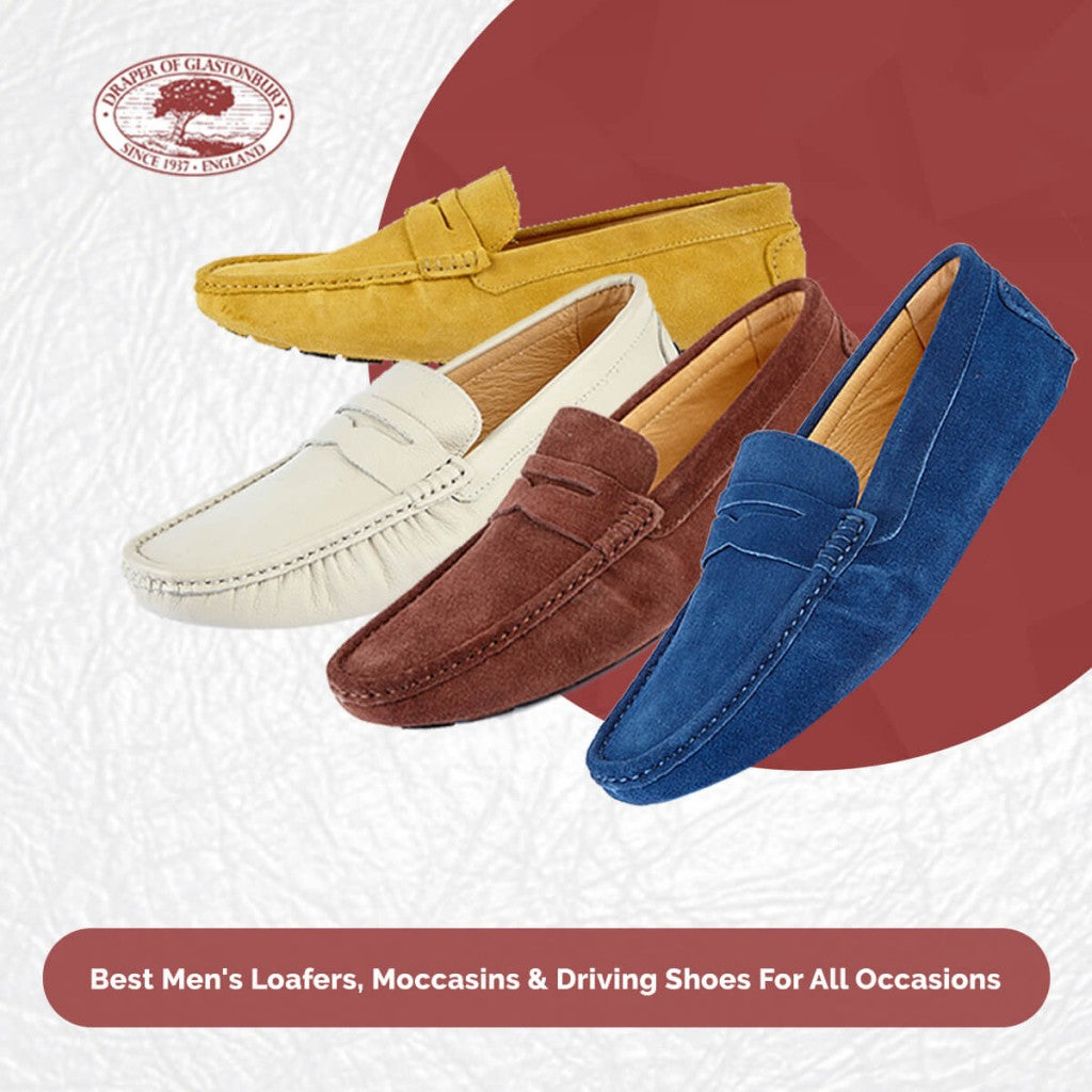 Loafers & Driving Shoes