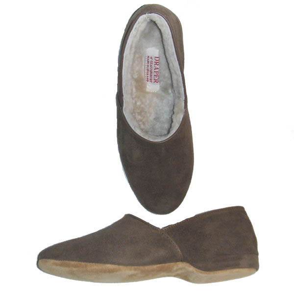 Anton Sheepskin Slippers for men