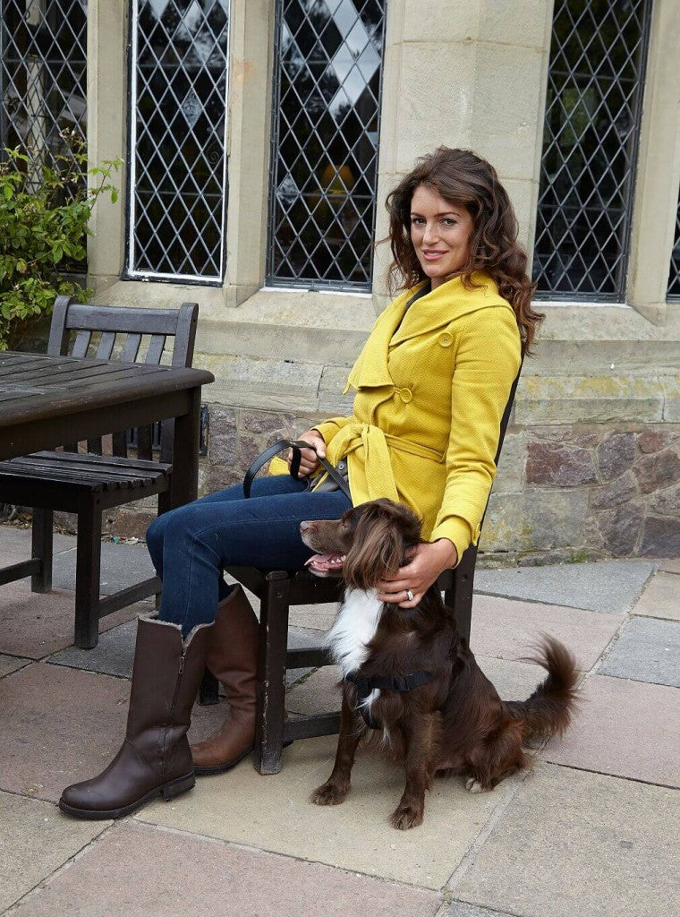 Cotswold womens boot colour brown