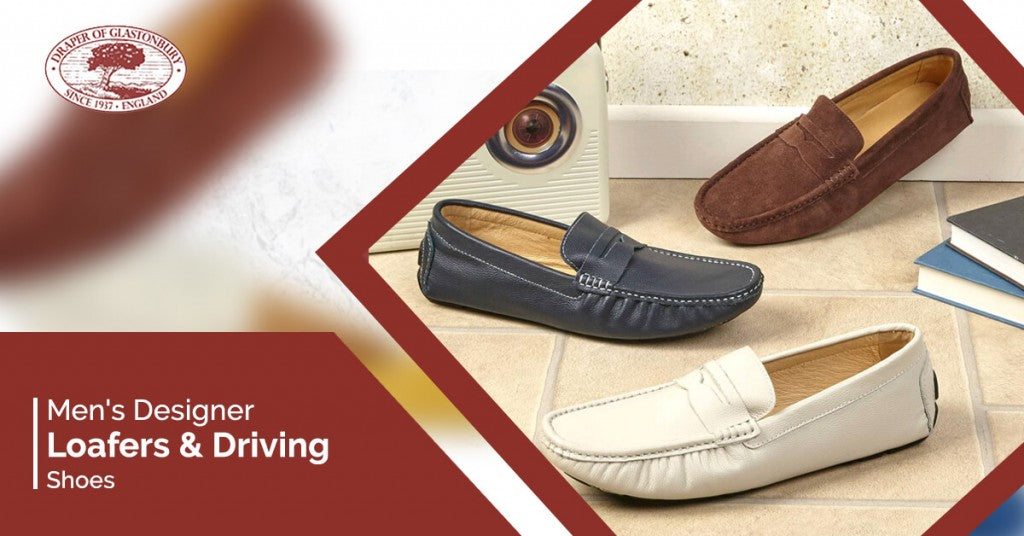 Mens Loafers & Driving Shoes