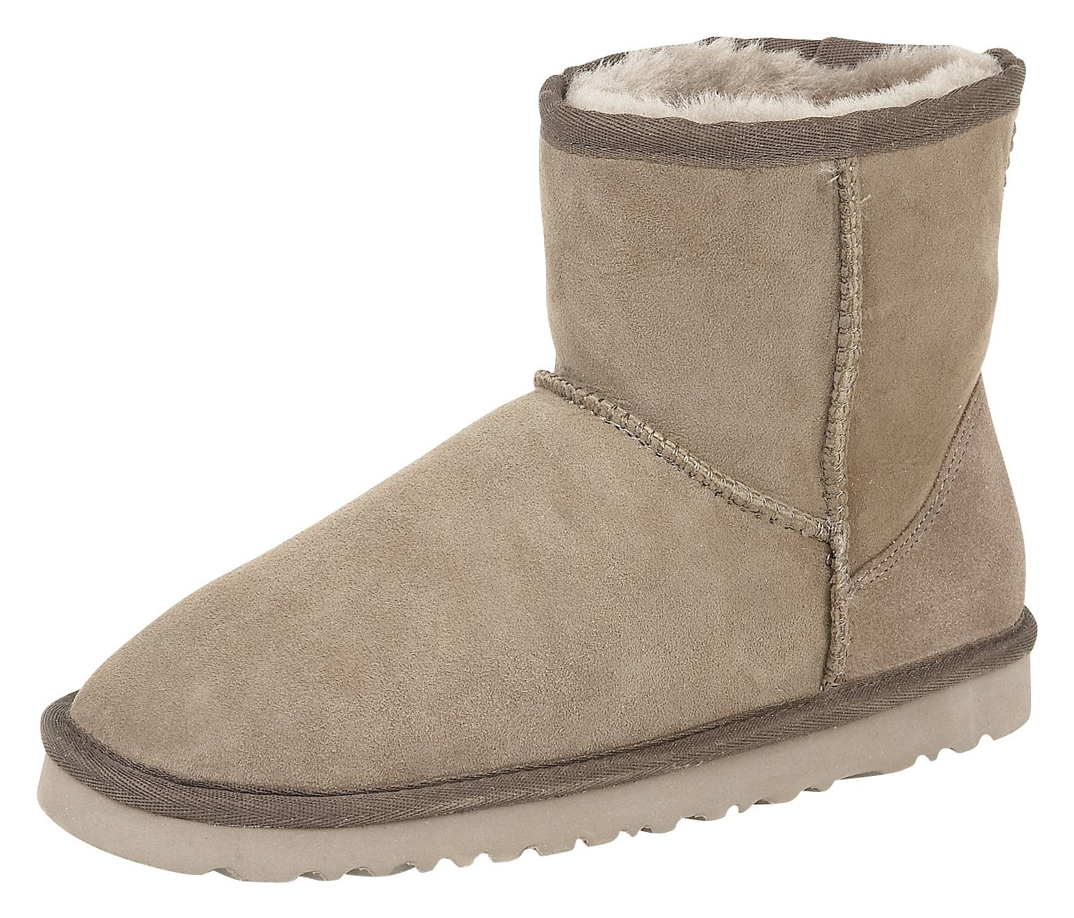 Women Sheepskin Slippers