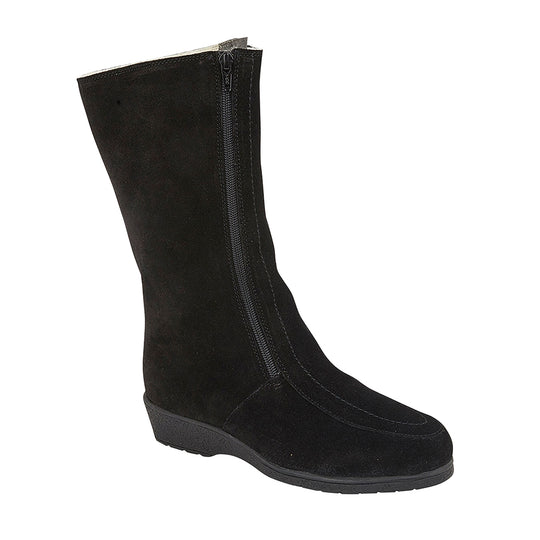 Women shearling boots
